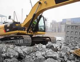 demolizione cantiere edile